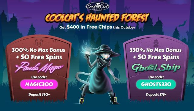 Free spins codes for cool cat casino
