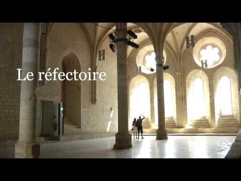 A la découverte de l'Abbaye de Noirlac dans le Cher #berry