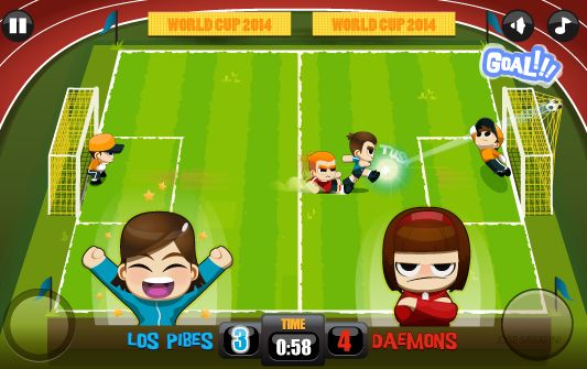 Simple Futbol! by Jose Sabatini, via Behance