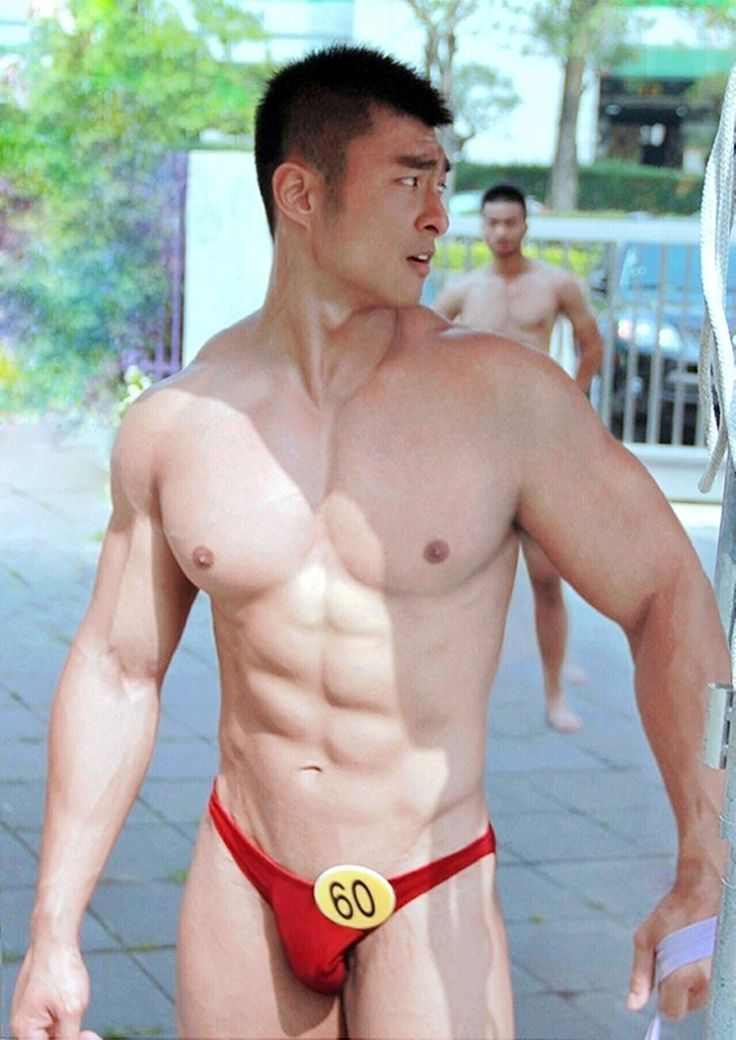 from Aaden asian gay body builder