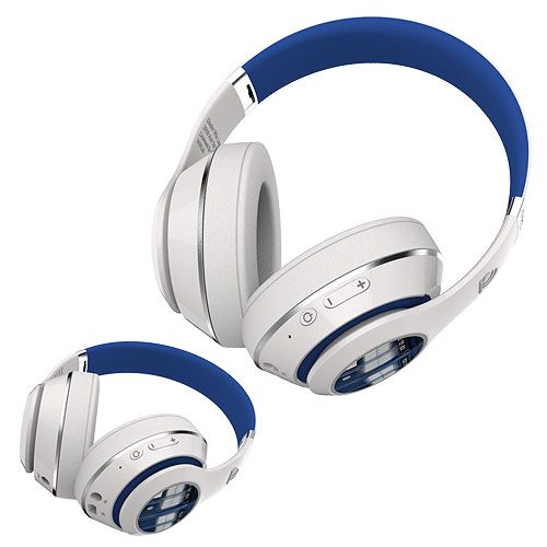 Doctor Who TARDIS Bluetooth Headphones