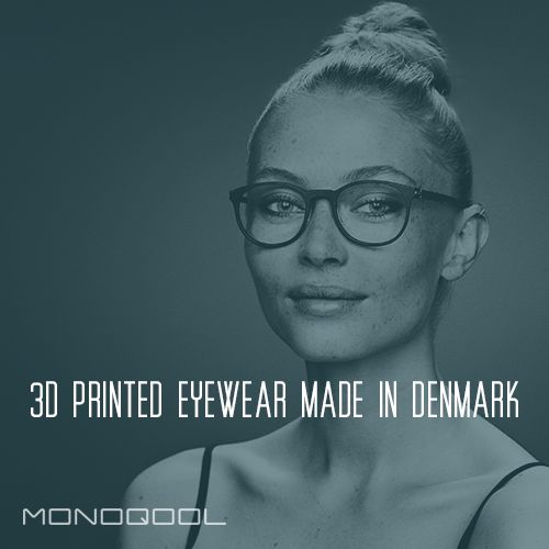 Made in Denmark. 3D printed!