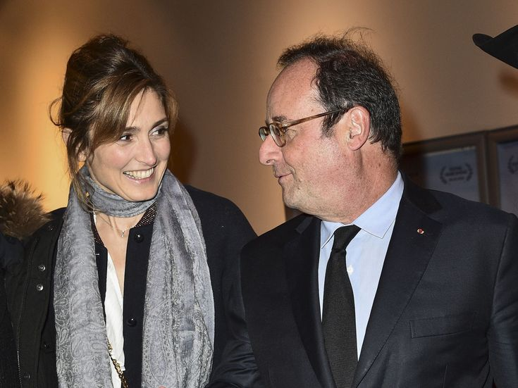 François Hollande et Julie Gayet complices à Paris