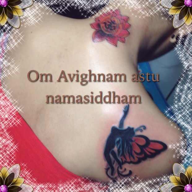 My tatoo