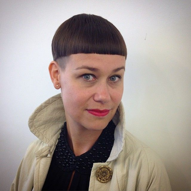 Super 572 Best Images About 01 Bowl Cut On Pinterest Mushroom Short Hairstyles Gunalazisus