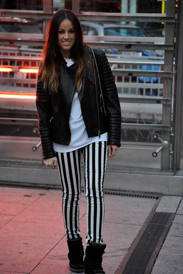 #4am #streetstyle #fashion #beetlejuice #backandwhite