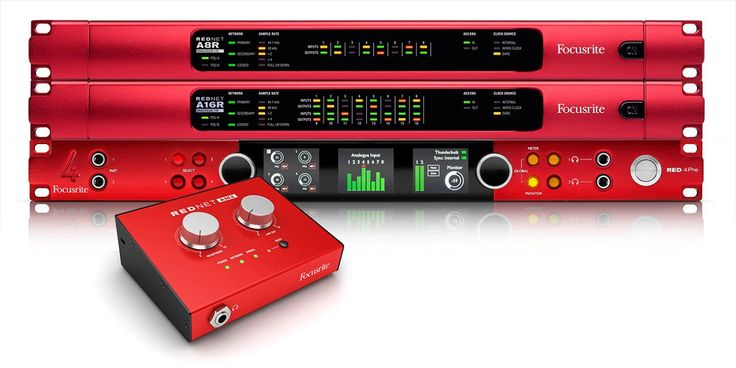 At the 141st AES Convention in Los Angeles, Focusrite will be displaying its full range of audio network solutions at its exhibition booth, #202. Focusrite will be showing the following products, a…