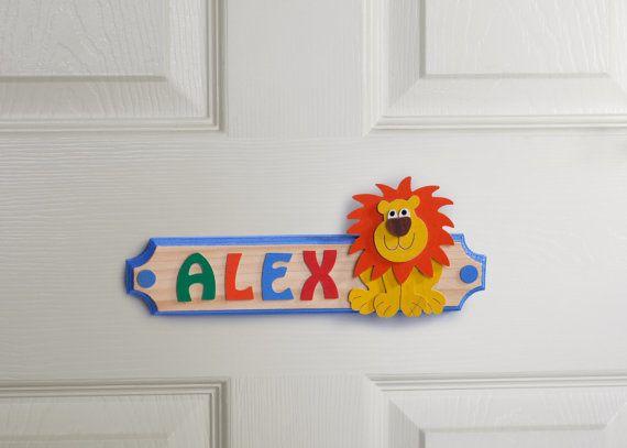 21 best Wooden Door Plaques images on Pinterest | Door plaques, Name ...