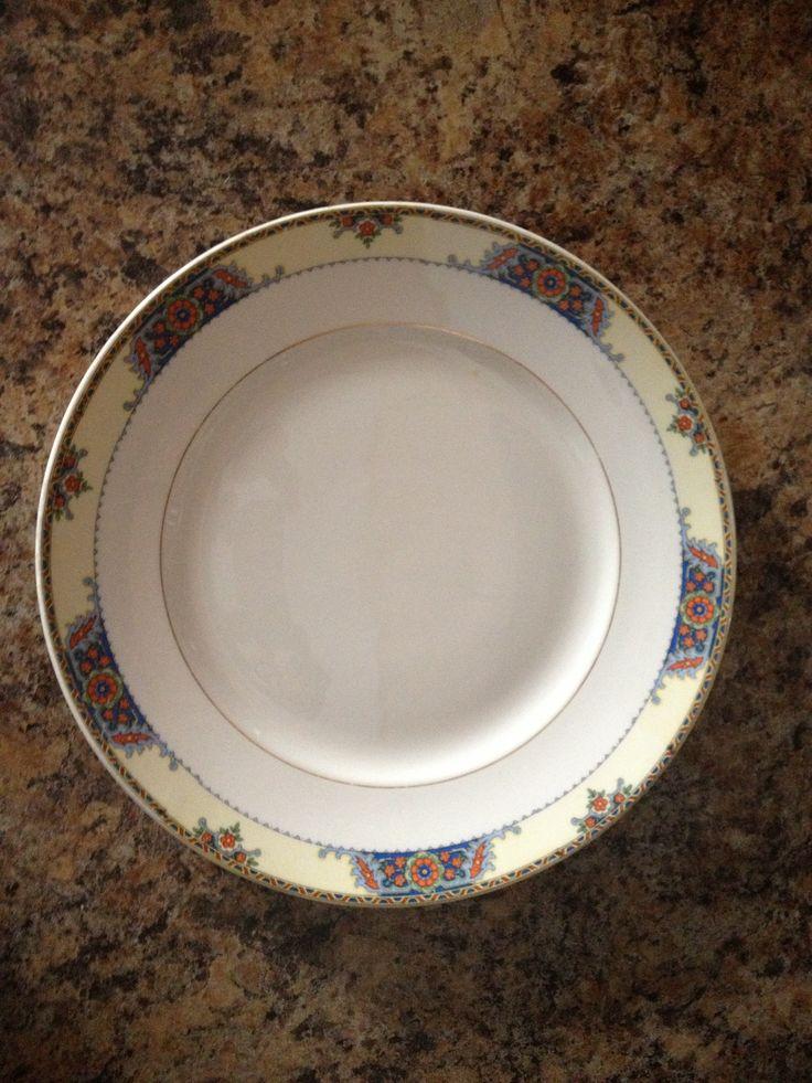 Vintage plate · Vintage PlatesHipster ... & 114 best Vintage plates images on Pinterest | Decorative plates ...