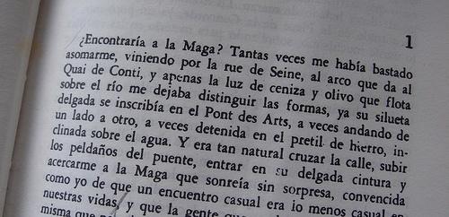 ¿Encontaría a la Maga?