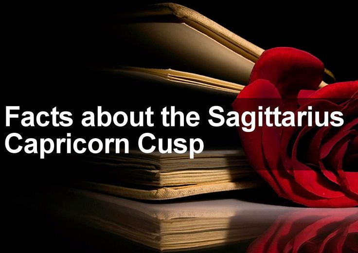 Facts about the Sagittarius Capricorn Cusp are revealed in this special personality profile. Learn everything about this Cusp sign including all the traits.