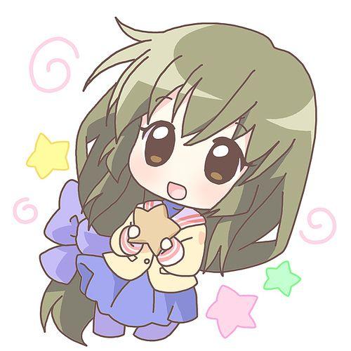 Kawaii chibi fuko chan she is so adorable