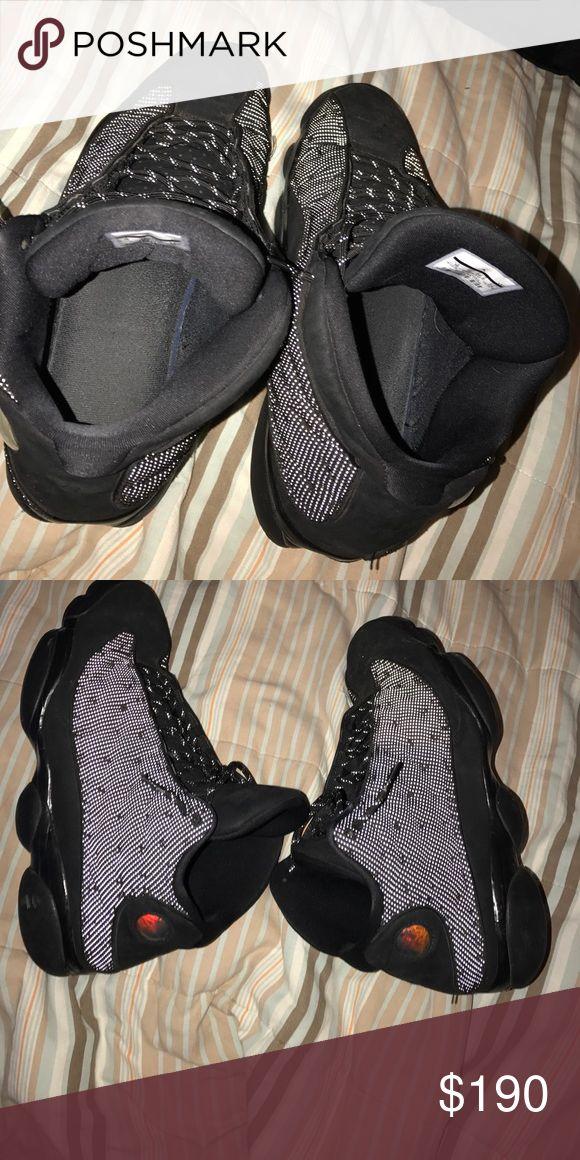 Jordan 13s black cats Conditioning 8.5 BEST OFFERS. Jordan Shoes Sneakers