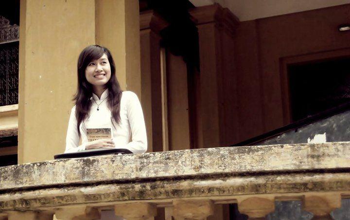 Signorina Huyen Trang- Consulente di Viaggio http://viaggivietnam.asiatica.com/