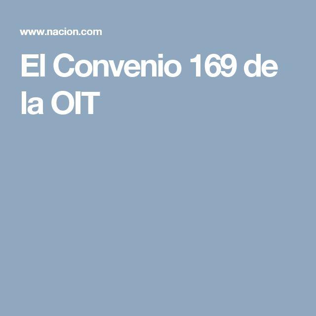 El Convenio 169 de la OIT