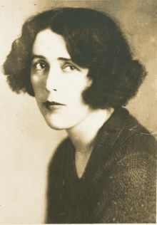 Louise Bryant (December 5, 1885 – January 6, 1936) was an American journalist and writer. She was best known for her Marxist and anarchist beliefs and her essays on radical political and feminist themes. Bryant published articles in several radical left journals during her life, including Alexander Berkman's The Blast.
