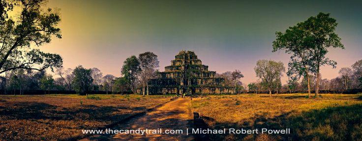Koh Ker temples - Cambodia