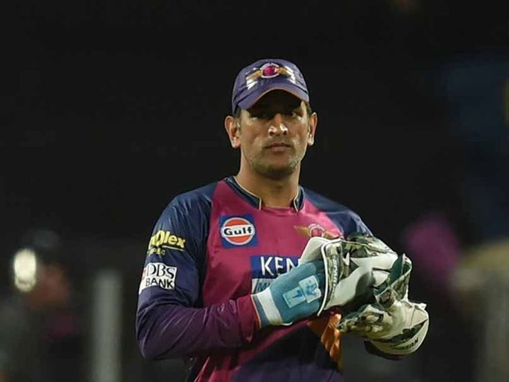 MS Dhoni Reprimanded For Indian Premier League Code of Conduct Breach