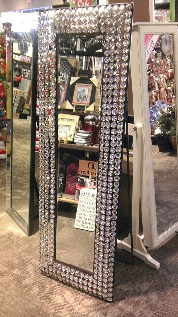 "Pinner says ""Mirror at hobby lobby. If I remember correctly it was like 300 bucks lol."" Love!"