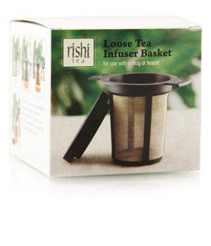 Loose Tea Infuser Basket