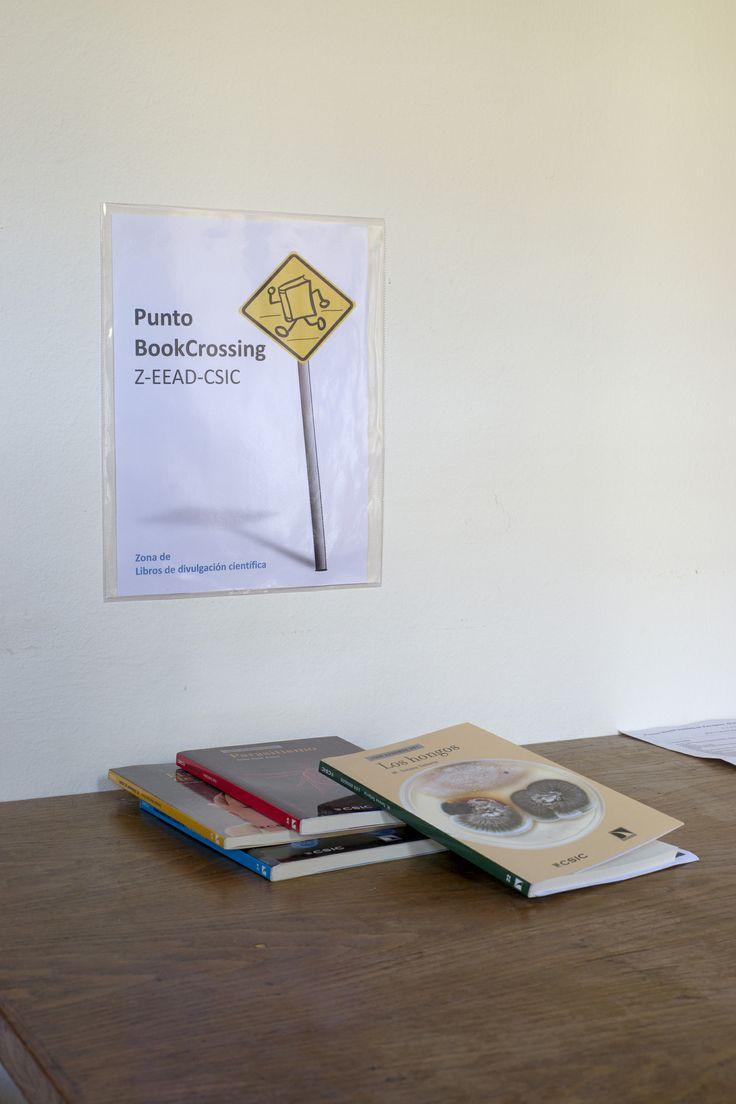 Punto Bookcrossing