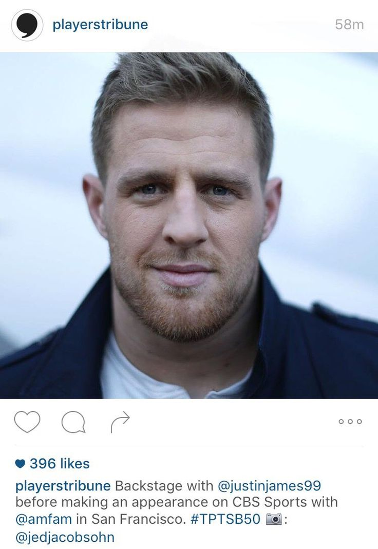 This is a JJ Watt fansite I am not affiliated with him in anyway.