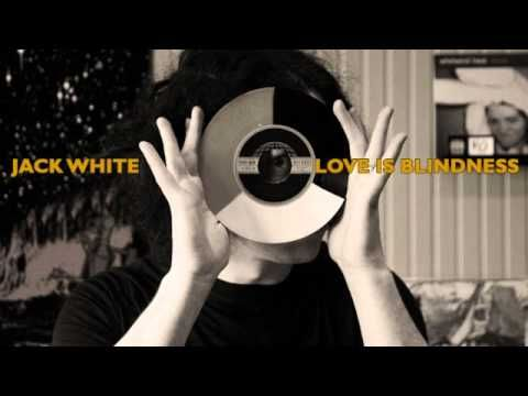 "Thank you, Great Gatsby trailer for introducing me to the Jack White cover of U2's ""Love Is Blindness"""