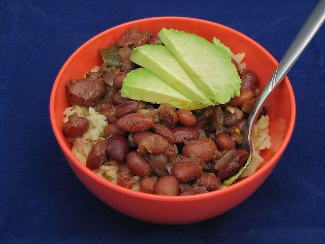 Cajun Red Beans and Rice | Comida | Pinterest