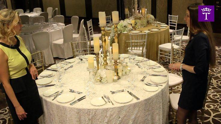 Свадебная флористика и декор - подготовка свадьбы свадебным распорядител...