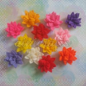 Aplikasi Flanel Gardenia Mini