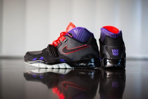 #Nike Air Trainer SC II «Megatron» Calvin Johnson #Sneakers