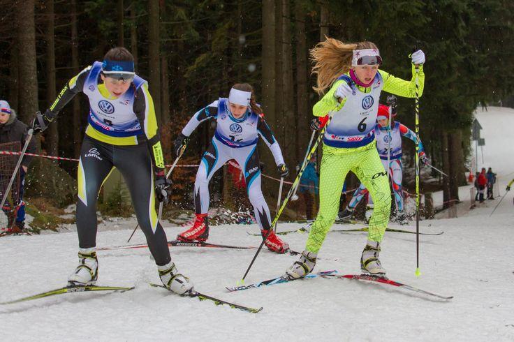 Young Sporten XC team.