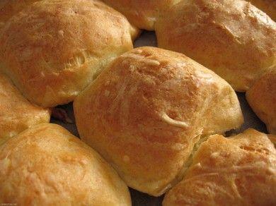 Buñuelos de queso y Croquetas de papa y queso!