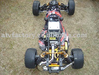 gas powered rc car / 1:5 gas powered rc car