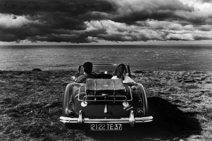 Gianni Berengo Gardin. Normandie