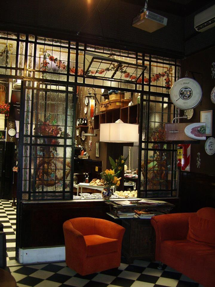 """""""""""Restaurante La Cabrera"""""""" en el barrio de Palermo, Ciudad Autonoma de Buenos Aires, Argentina"""