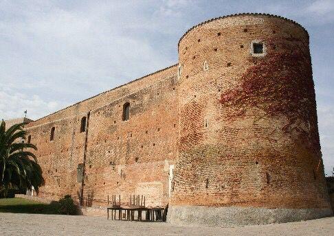 Castello di San Basilio, Pisticci. Basilicata