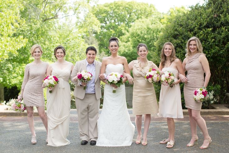 Wow very Bridesmaid lesbian pictures for