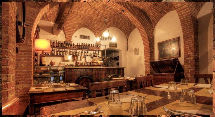 Siena / Restaurant Siena Osteria La Chiacchiera. Cheap ...