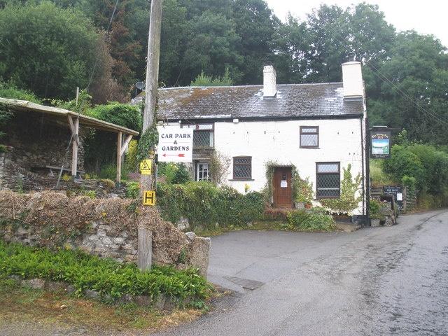 The Rising Sun Inn, Hatches Green 2009 near to Gunnislake, Cornwall, Great Britain