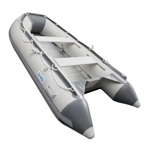 0.9mm PVC 9.8 ft Inflatable Boat Inflatable Dinghy Boat Yacht Tender Fishing Raft * Click image to review more details.