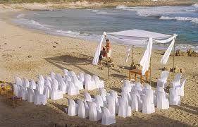 Beach ceremony under the ALGARVE sky