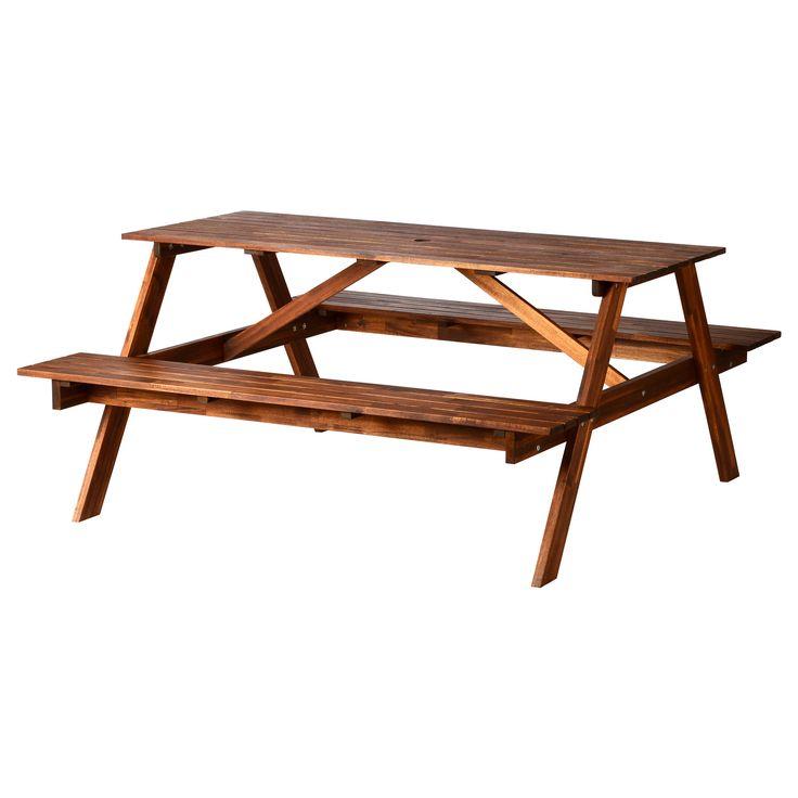 FRUHOLMEN Picnic table - IKEA