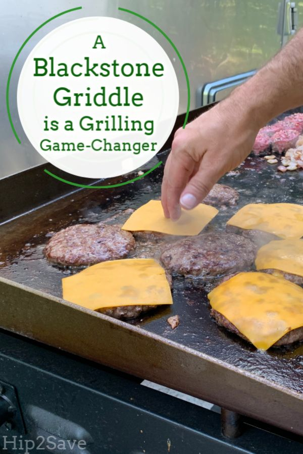 Here's Why You'll Love This Propane Griddle for BBQs