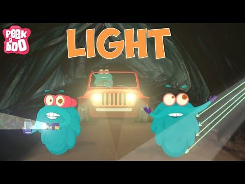 Hey Kids, have you ever thought what would we do without lights? Well, Dr. Binocs is here to light up your tickling brain cells. Watch the video so as to kno...