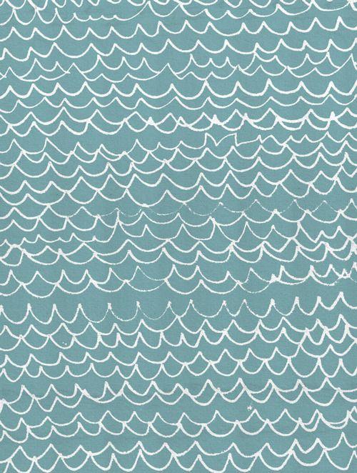 1 // colour, pattern, sea, illustration