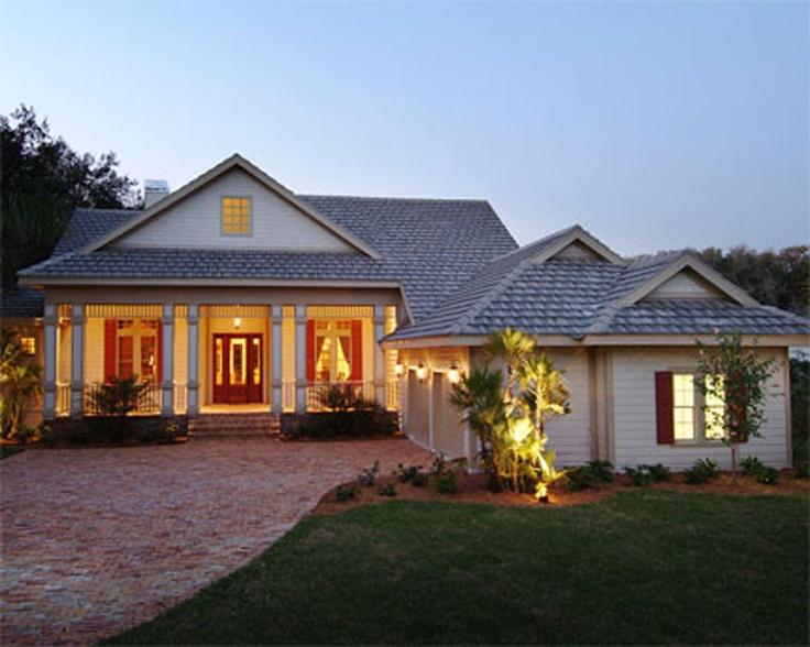 Daniel Wayne Homes' Sabal Model In Fort Myers, Florida