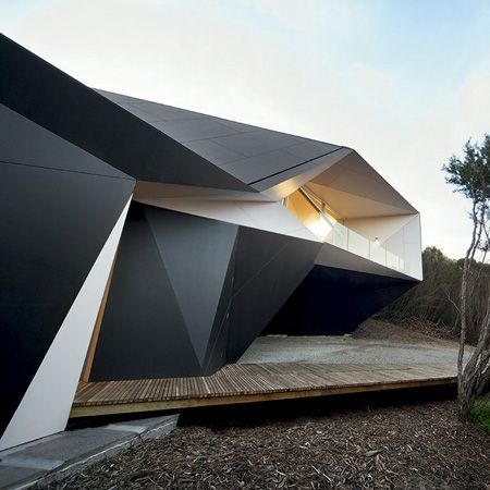 Dezeen » Blog Archive » World Architecture Festival category winners: Houses, Charles Ryan, Mcbride Charles, Bottle House, Klein Bottle, Mcbridecharl, Kleinbottl, Architecture, Mountain Tent