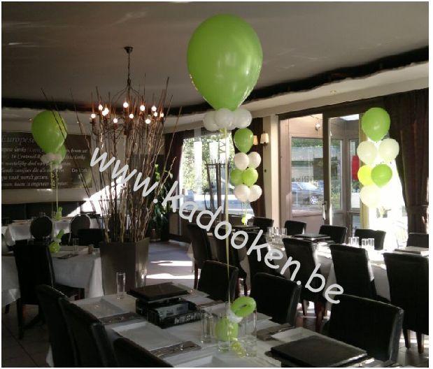 Babyborrel feestzaaldecoratie, Geboorteballonnen, ballonnen geboorte, balloons, heliumballonnen, heliumballons, geboorte