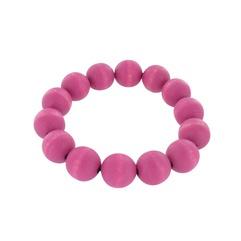 Pohjola bracelet, pink - Aarikka
